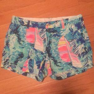 Lilly Pulitzer Callahan shorts sz 10.